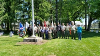 25th Anniversary Boy Scouts Troop 105